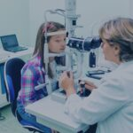 Regular eye examination