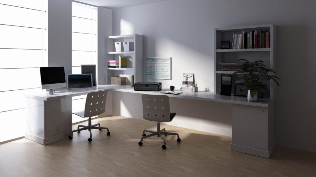 Modify your work station