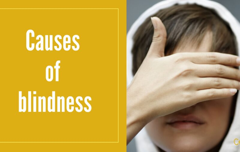 Causes of blindness