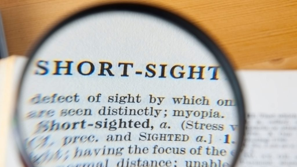 All about sightednessAll about sightedness