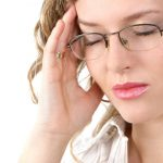 Reasons why get headaches when wearing glasses